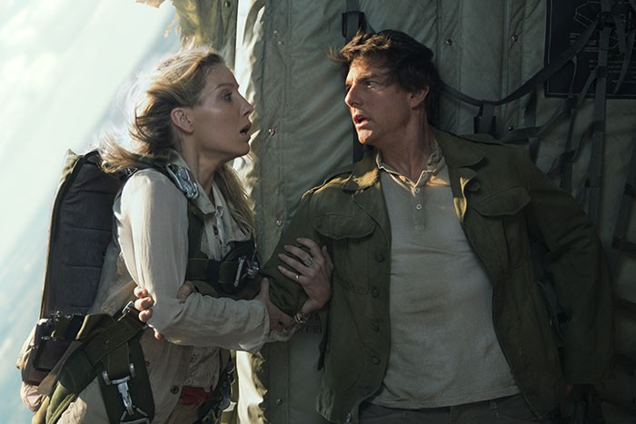 La momia Tom Cruise Annabelle Wallis