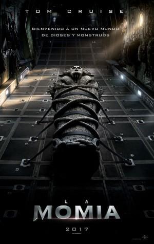 La momia póster