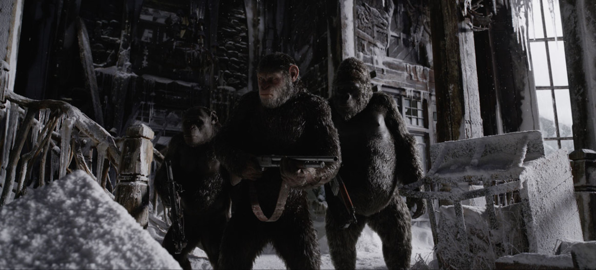 La Guerra del Planeta de los Simios nos presenta un impresionante tráiler
