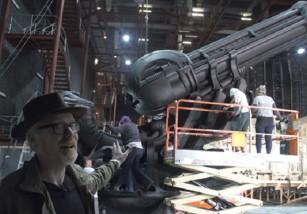 Detrás de las cámaras de Alien: Covenant con Adam Savage