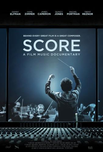 Score film music documentary