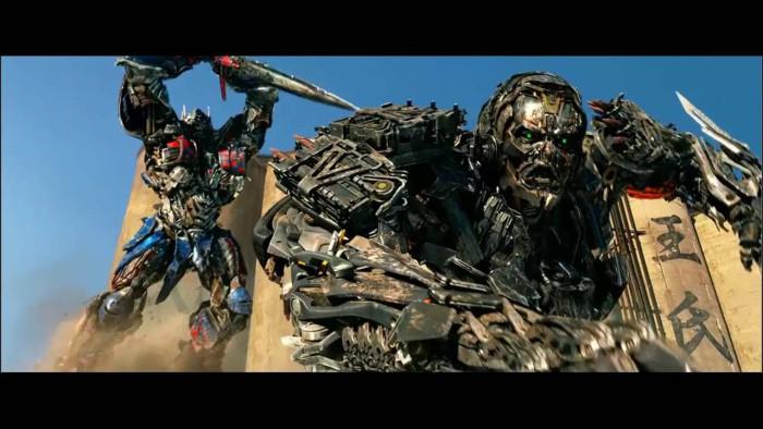 Transformers el ultimo caballero trailer1