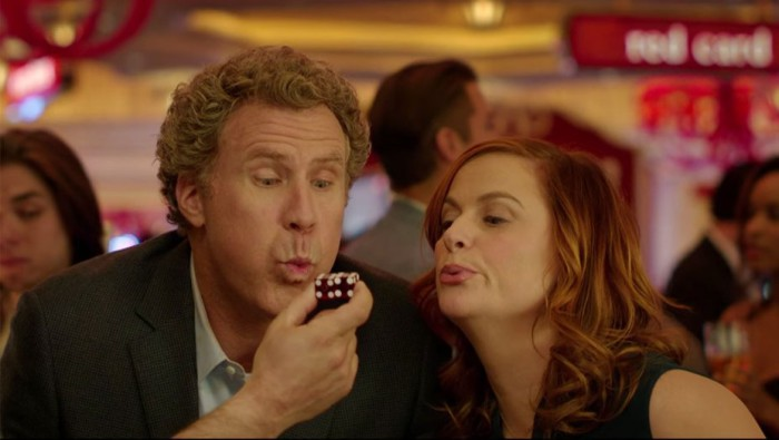 will ferrell amy poehler the house trailer