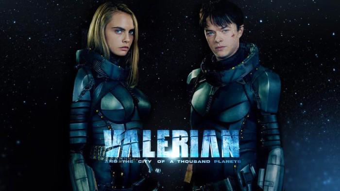 """Descubre el sorprendente mundo de """"Valerian y la ciudad de los mil planetas"""" en este video"""