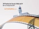 Comienza el Festival de Cine de L'Alfàs del Pi y el concurso de cortometrajes