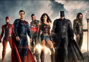La Liga de la Justicia se desvela en la San Diego Comic Con 2017