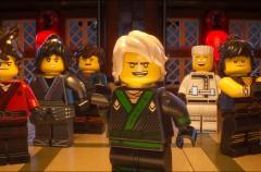 La Lego Ninjago Película estrena tráiler en la San Diego Comic Con