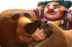Animal Crackers, una película de animación con origen español con mucha magia de circo