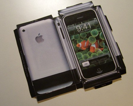 iPhone Recortable
