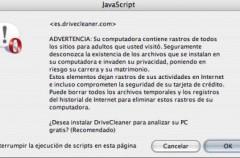 La seguridad de mi Mac está comprometida