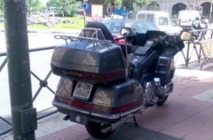 Honda Gold Wing Macquera