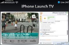 Sigue en directo al iPhone