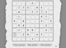 Widget: Sudoku