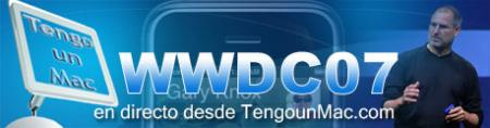 WWDC 07 en directo con TengounMac