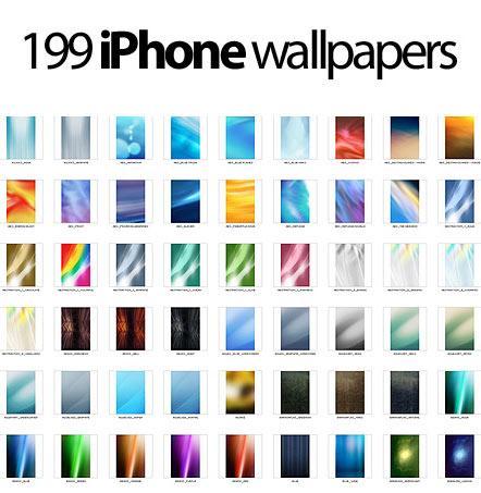 119 Wallpapers para el iPhone