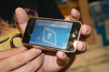 iphone tum