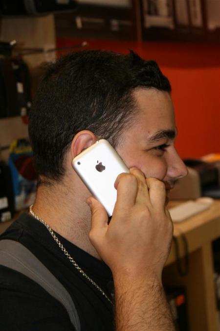 carlos iphone
