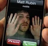 Atrapado en un iPhone