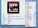 Controla iTunes desde la barra de menús