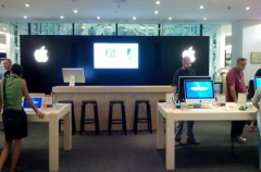 Apple Shop en Barcelona