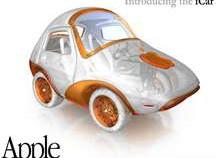 El iCar de Volkswagen