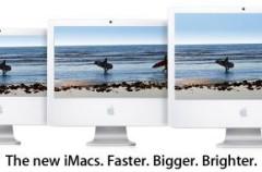 Nuevos iMac: cuando el río suena…