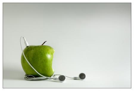 natural apple ipod