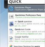 Nueva versión de Google Desktop para Mac