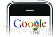 Google, 9 años y más aplicaciones para el iPhone