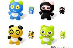 Iconos: Toys