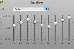 La ecualización perfecta de iTunes