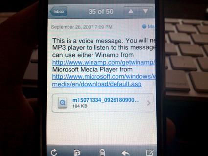 iphone mp3 wav