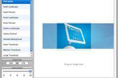 Corta y edita tus imágenes con iZoom