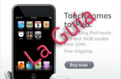 La guía del iPod Touch