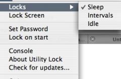 Utility Lock: Cuida de tu Mac cuando no estas delante