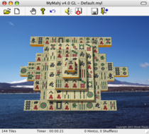 My Mahj: Solitario Mahjong