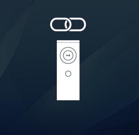 Vincular el Apple Remote a un Mac concreto