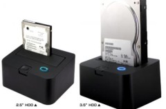 SATA HDD stage rack: Un complemento perfecto para Time Machine