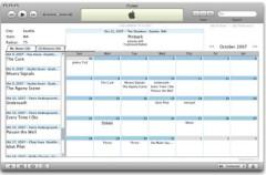 Sincroniza tu calendario de conciertos favoritos en iTunes