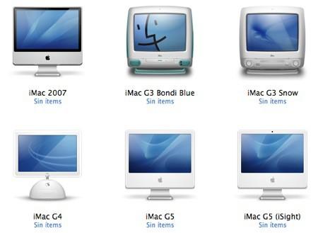 iMac Generation