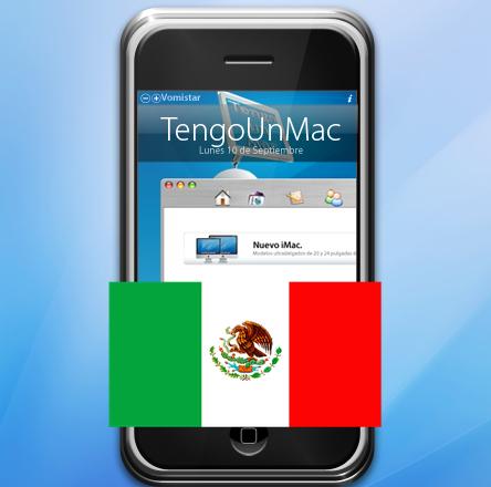 iPhone Mex