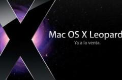 Apple vende más de dos millones de copias de Leopard en el primer fin de semana