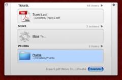 Truco: Mover archivos con Quicksilver