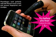 Phone Fingers: Si es que está todo inventado