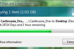 Copia de archivos
