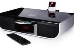 Alfil, reproductor DVD con dock para iPod