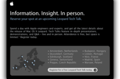 Leopard Tech Talk en España