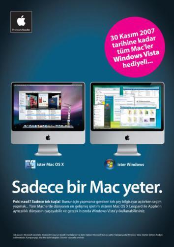 Windows Vista Gratis con tu iMac