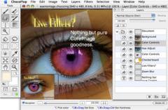 Chocoflop: un editor de imágenes gratis para Mac