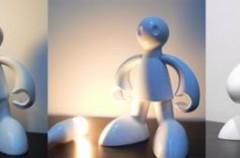 Flex Champion: Tan pronto es una lámpara, como te sujeta el iPod